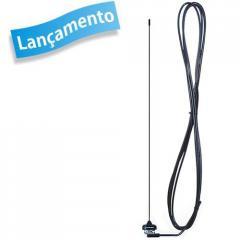 Antena 1/4 VHF c/ cabo