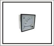Ampermetro Frontal 48 x 48 mm Modelo CP-T48