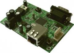 Мódulo conversor Serial-Ethernet