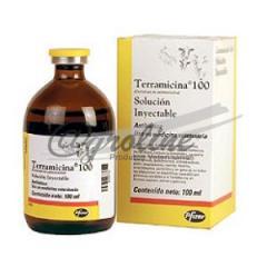 Terraminicina LA 50 ML - Oxitetraciclina - Pfizer