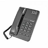 Telefone TM Solid sem chave grafite Ibratele