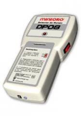 Modelo DP08 - Detector de metais portátil