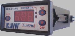 Controlador digital de temperatura e umidade
