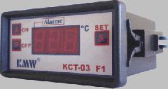 Controlador digital multifuncional de temperatura