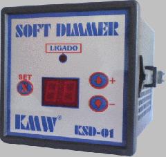 Controlador digital de iluminação