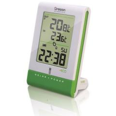 Termômetros e Higrômetros + Eco Solar Clock