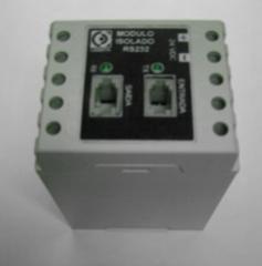 Isolador de Comunicação RS232 Industrial
