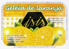 Geléia de laranja