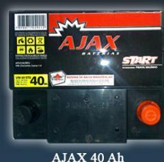 Baterias Ajax