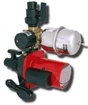 Pressurizadores e bombas
