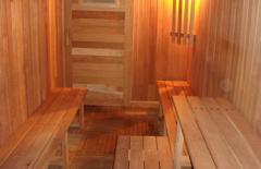 Sauna Seca e a Vapor