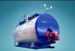 Gerador horizontal de água quente a diesel