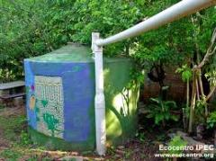 Captação de Agua de Chuva