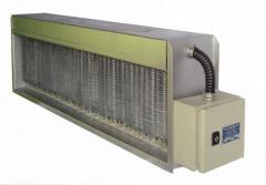 Radiadores para Aquecimento do Ar