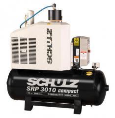 Compressor rotativo parafuso SRP 3010