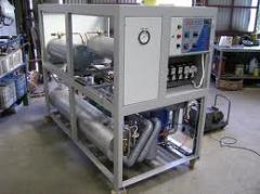 Sistemas de centrais de água gelada – Chiller