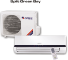 Gree Split Green Bay 9.000 (frio)
