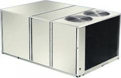 Condicionado Self Voyager™ Roof Top (12,5 à 25 TR)