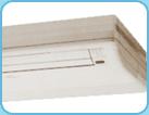 Condicionador Universal Piso/Teto - 18.000 e
