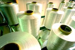 Fios têxteis e fios industriais