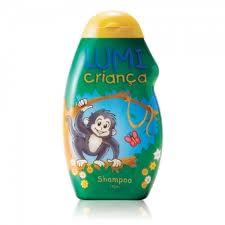 Shampoo para crianca