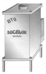Saunas a Vapor a Gás BTG