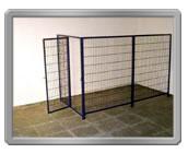 Canil modular para cães
