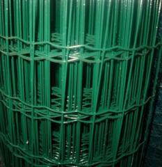 Tela Soldada Revestida em PVC