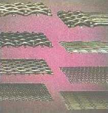 Telas e Tecidos Metálicos