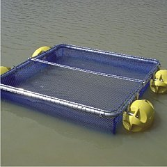 Tanque-rede para piscicultura