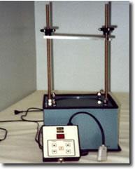 Agitador de Peneiras Granulométricas