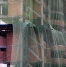 Telas de Proteção de Fachadas