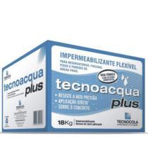 TecnoAcqua Plus | Cimentícia, bicomponente