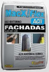 Argamassa MacX/Flex AC-II Fachadas