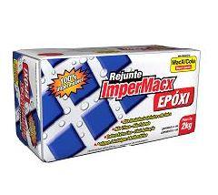 Rejunte Bicomponente Epoxi ImperMacX