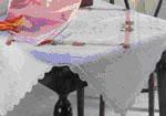 Toalha de mesa 90x90