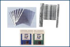 Arquivo de Slides, Disquetes, CDs