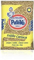 Feijão Carioca Patéko