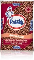 Amendoim Patéko..