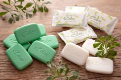 Mini sabonetes para hotelaria