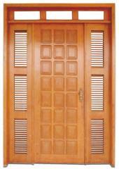 Portas macicas