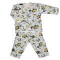 Pijama de Moleton para Meninos