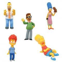Simpsons Bonecos Série 1