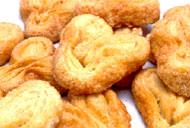 Biscoitos fresquinhos.