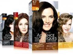 Tintas para cabelos