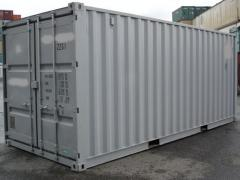 Container Comum ou DRYVAN