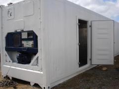 Container Refrigerados ou Reefer
