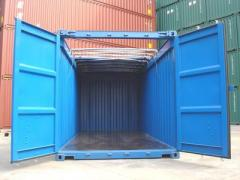 Container Open Top