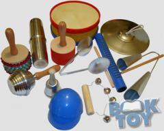 Bandinha Musical (OLIVEIRA) - 12 Instrumentos