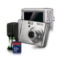 Câmera digital Benq 14MP C1450.